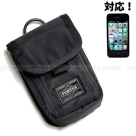 『小胖吉田包』黑色預購 日標 PORTER DRIVE 腰掛包(M) iPhone SE ◎635-06828◎免運費!