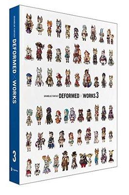 [代訂]碧藍幻想 GRANBLUE FANTASY DEFORMED×WORKS 3 (日文畫冊)附序號97848919