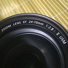 Canon 24-70mm F2.8 L II USM 第二代 平輸 保固到2019/12/15  有盒有單