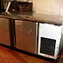 #誠可議# 二手 5尺 雙門 (右機) 工作台冰箱 #買家自行搬運取貨#