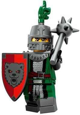 現貨【LEGO 樂高】積木/ Minifigures人偶系列: 15 代人偶包抽抽樂 71011 | 熊族士兵