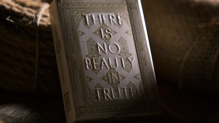 【天天魔法】【S1159】正宗原廠~謊言撲克牌(Nothing is Real)~Lies Playing Cards