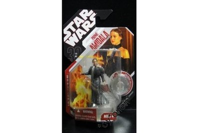 HASBRO STAR WARS ATTACK OF THE CLONES COLLECTOR COIN PADME AMIDALA 25701