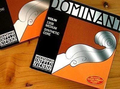 【好琴園樂器】奧地利原裝進口 DOMINANT 小提琴 E弦 129型 (賣場也有整組的) 屏東縣