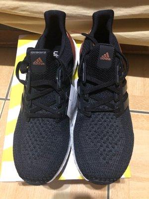 Adidas Ultra boost 4.0 奧運 銅牌愛迪達 黑編織 BB4078 US:9.5  馬牌輪胎底