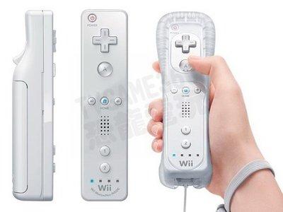 Nintendo 任天堂新款 Wii 遙控器 Plus (白) 原廠裸裝【台中恐龍電玩】