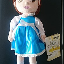 Disney Animators Collection Belle Doll Beauty and the Beast 迪士尼  美女與野獸 貝兒 公主