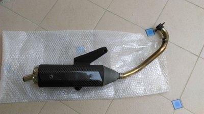 GTR Aero WF 回壓翹管(黑管前端白鐵) 品項良好有些許刮傷 功能及聲音正常
