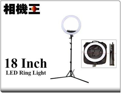 ☆相機王☆RL-18 II 18吋LED環燈雙色溫套裝〔攝影燈+燈架+手機架〕直播、婚攝適用 (2)