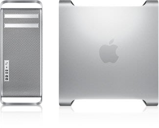 Apple MacPro A1289 4,1 4Core 2.66GHz 8GB Early 2009