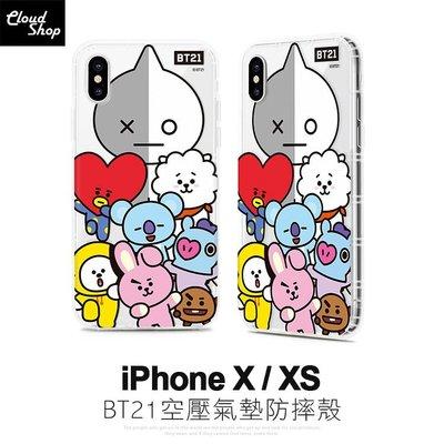 BT21 iPhone X / XS ...