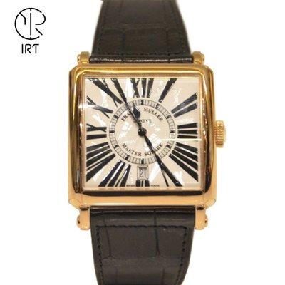 【IRT - 只賣膜】法蘭克·穆勒 腕錶專用型防護膜 S級完美防護 手錶包膜 6000.H.SC.DT