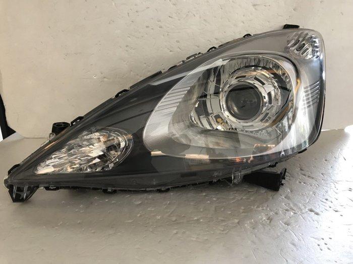 小傑車燈--全新高亮版  FIT 08 09 10 年 2代 客制化 BMW遠近 魚眼 大燈 改裝LED最佳選擇