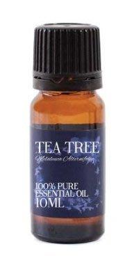 英國ND 澳洲 Tea Tree 茶樹精油 10ml 單方 原裝 薰香 水氧機 按摩 乳液 保養品 DIY