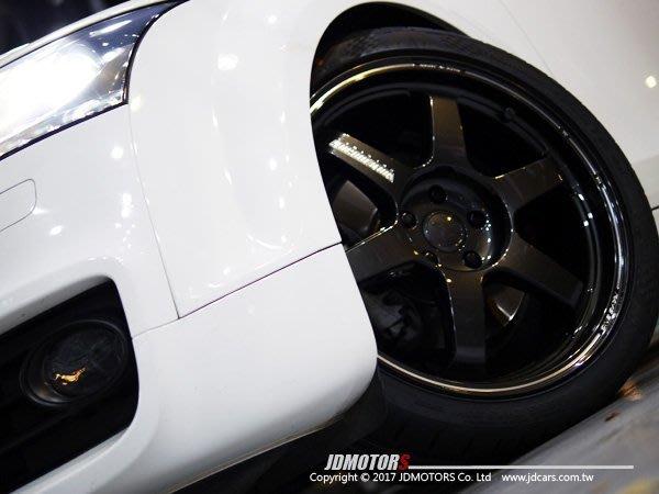 JD-MOTORS RAYS TE37 ultra MM 19吋/20吋 MM色  鍛造輪圈  AUDI TT