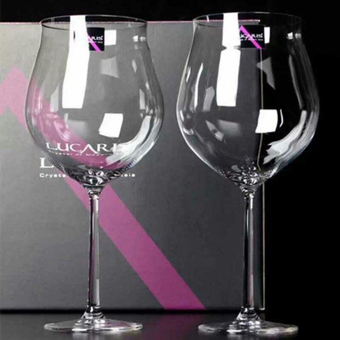 水晶杯紅酒杯burgundy大容量鬱金香酒杯高腳杯【 蘇菲亞精品傢飾】