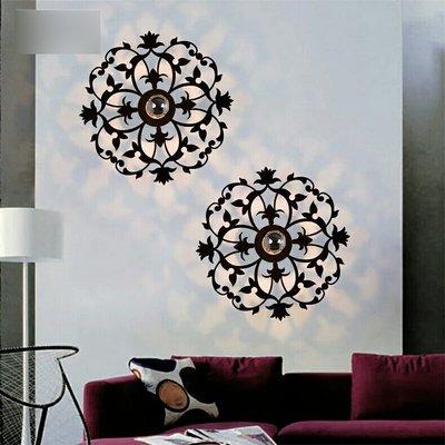 簡約壁燈LED創意中式壁燈走廊過道牆燈...