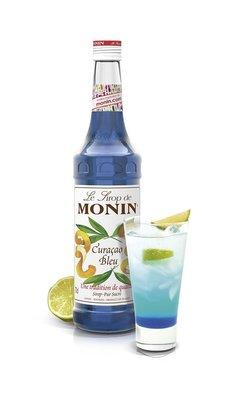 SNOW的家【訂購】Monin 糖漿-藍柑700ml (81470091