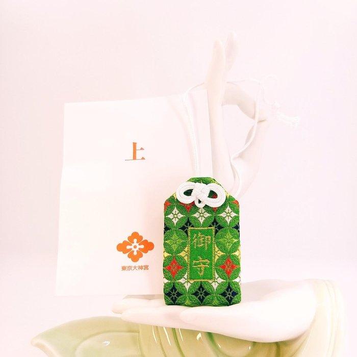 日本{東京大神宮}祈福【身體健康御守】御守 特別soken優質絲綢製