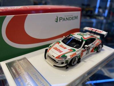 吉華科技@ 1/64 FuelMe PANDEM Toyota 86 Rocket Bunny V3.5 Castrol