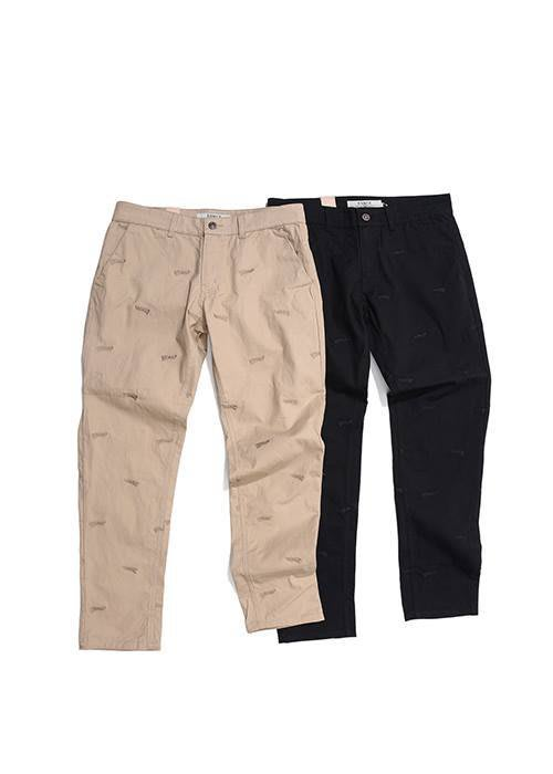 =NOTICE員林店= Remix 14' A/W Flag Chino Pants