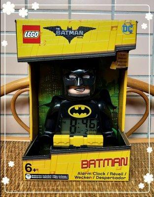 【雍容華貴】快速出貨~現貨!好市多 LEGO 樂高鬧鐘 超人/蝙蝠俠 公仔,鬧鈴、貪睡功能,四肢能活動,能站能坐,可變換姿勢超可愛~~