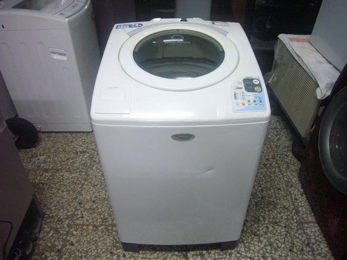 東元13公斤洗衣機 超音波單槽洗衣機 W1323UW 二手洗衣機 中古洗衣機 只賣4500元含保固哦!