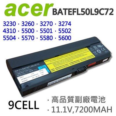 ACER 宏碁 BATEFL50L9C72 9芯 日系電芯 電池 LIP6220QUPC SY6 5504 5570 台中市