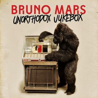 ##00 全新進口CD   Bruno Mars / Unorthodox Jukebox