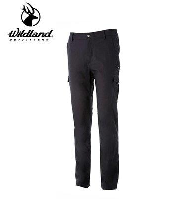 丹大戶外用品【Wildland】荒野 男Re超彈性貼袋保暖長褲 型號 0A52396-93 深灰色
