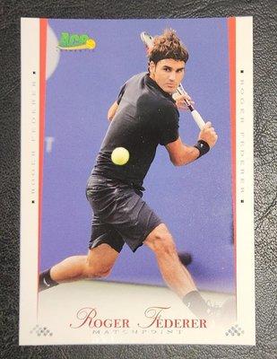 (網球)2008 Ace Authentic 球王 Roger Federer 普卡