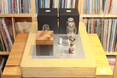 300B真空管單聲道後級擴大機/單台