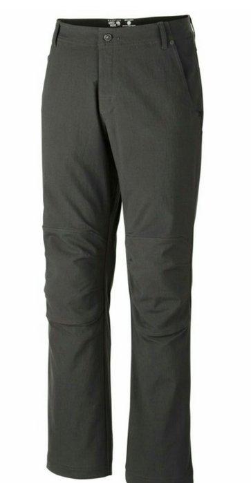 Mountain Hardwear Piero Pants 男 彈性 輕量 耐磨 防潑水 軟殼褲 42腰 現貨