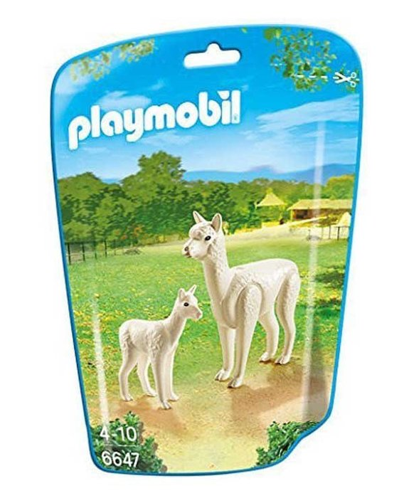 playmobil special plus 摩比人 可愛草尼馬_PM06647 德國第一品牌 比LEGO樂高更有趣