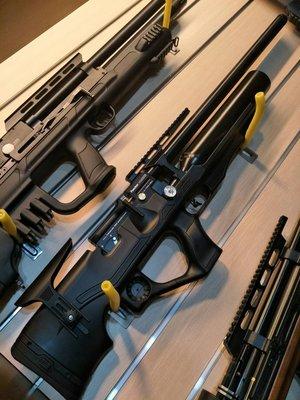 !《終極警探》0-AIR空氣槍-卡洛-KRAL-ARMS-PCP-NEMESIS-卡神-6.35mm-中握-犢牛-復仇者