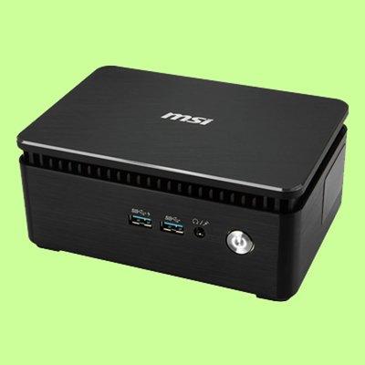 5Cgo【聯強】msi Cubi 3 Silent-015TW-B5720U4G12X10M (黑) i5128G含稅
