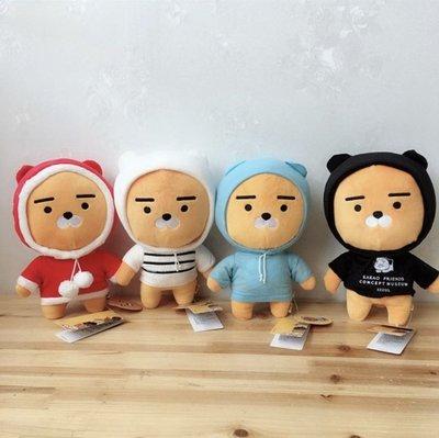 韓國kakao friends 毛絨公仔