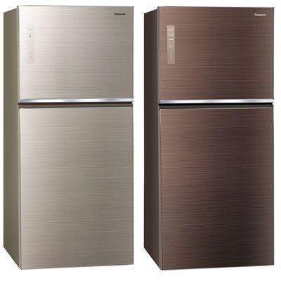 【免卡分期】Panasonic國際牌 650L 1級變頻2門電冰箱 NR-B659TG 全新商品 免運送基本安裝