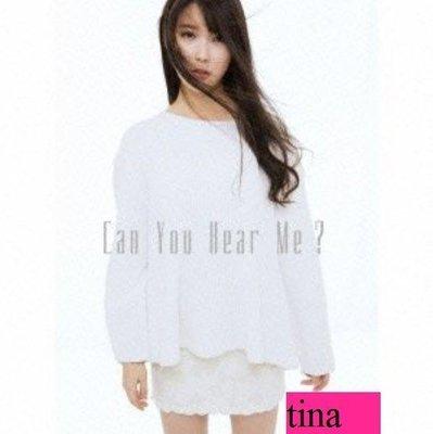 李智恩IU日版首張日文迷你專輯 Can You Hear Me? 初回限定版CD+DVD贈Bonus Track & 2012~2013紀實影像