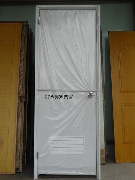 不用等....現品供應中~!.◎南亞塑鋼框+塑鋼門扇◎彩繪浴室門◎廁所門◎自取免運費唷~!