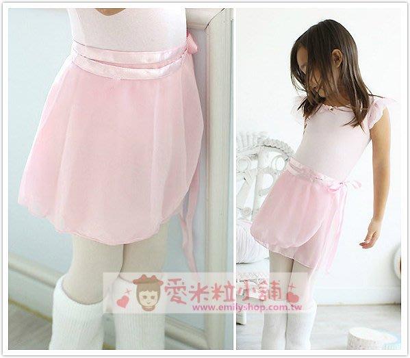 粉色雪紡一片裙 ☆愛米粒☆ 1307
