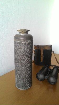 早期法國鐵罐S.I.F. DEPOSE(小瑕)1680元。