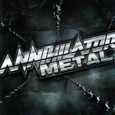 【搖滾帝國】ANNIHILATOR / Metal (Arch Enemy 相關專輯)
