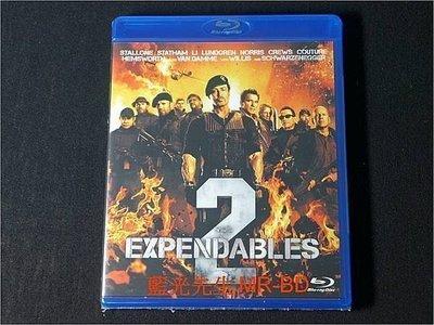 [藍光BD] - 浴血任務2 The Expendables 2
