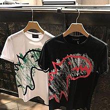 Melia 米莉亞代購 agnes.b 日本店面代購 東京大阪 Sport b 塗鴉小恐龍 男生T恤 日系男裝
