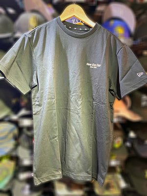 New Era Cap 1920 NE number one Black T-Shirt 黑色NE1920世界一手指踢恤
