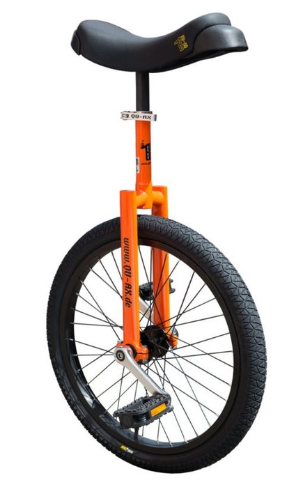 Luxus unicycle 406 mm (20″) orange