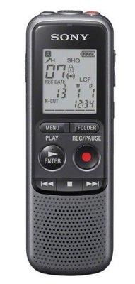 【用心的店】SONY ICD-PX240入門級立體音數位錄音筆