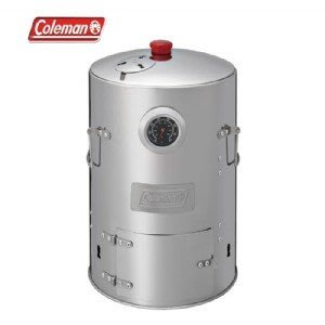 【大山野營】Coleman CM-26791 不鏽鋼煙燻桶II 料理桶 煙燻桶 烤箱 桶仔雞 設計 炊具