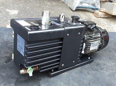 日本ULVAC GLD-280A(1HP三相220V)油式真空幫浦/真空機--真空脫泡、真空含浸、各類真空製程可用